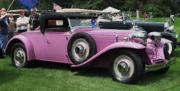 Pretty easter colors on classic cars