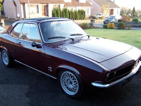 1972 Opel Manta Pictures Cargurus