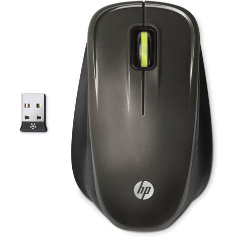 Hp Wireless Optical Comfort Mouse Not Working by Hp Wireless Comfort Mouse Graystone Lb420aa Aba B H Photo
