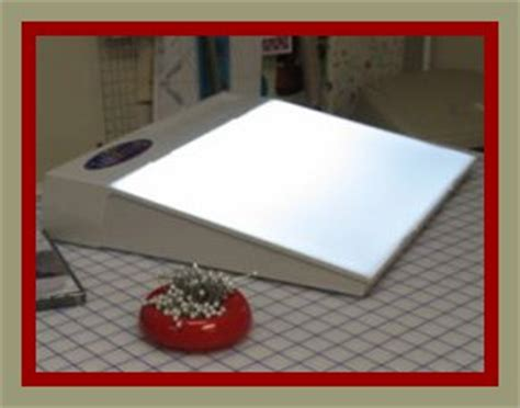 Quilting Light Box by Best Lite Box For Quilters To Develop Quilting Ideas