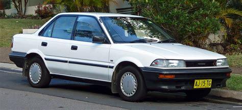 Toyota Coralla Toyota Corolla E90