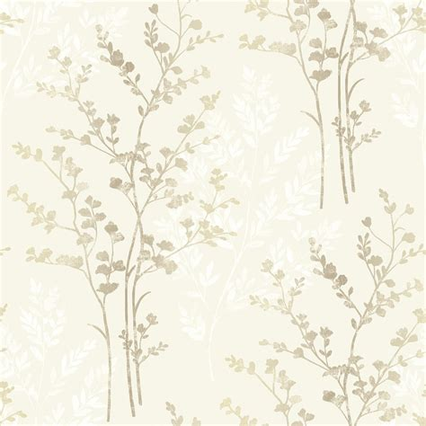 leaf pattern textured wallpaper arthouse fern floral leaf pattern textured designer