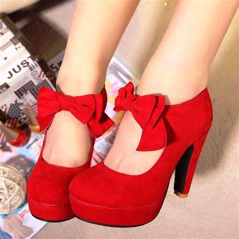 Sepatu Pita berbagai sepatu pita ini akan mempermanis penilan kaki