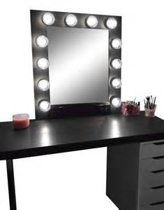Vanity Mirror With Lights Black 25 Best Ideas About Makeup Vanity Lighting On