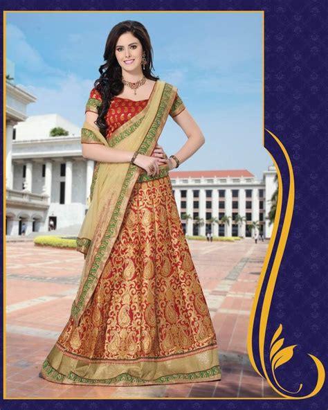 Lehenga Exclusive India 05 exclusive wedding lehengas summer 2014