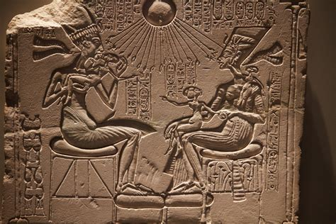 akhenaten and his family the world s most recently posted photos of akhenaten