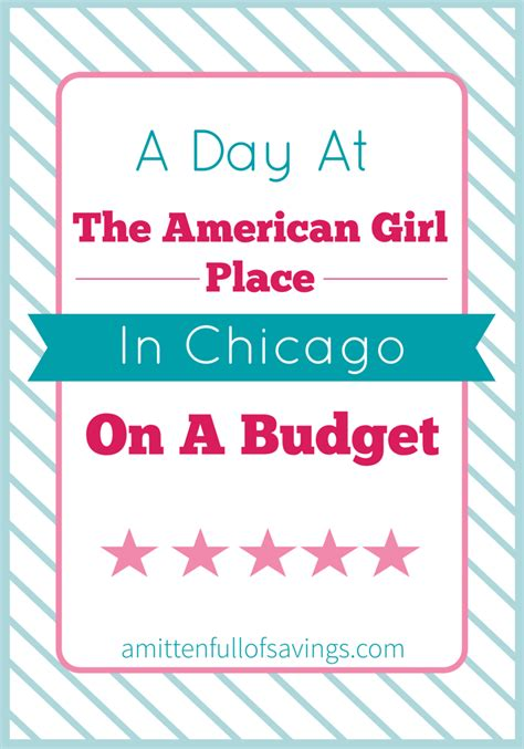 A Place Budget American Store On A Budget A Mitten Of Savings
