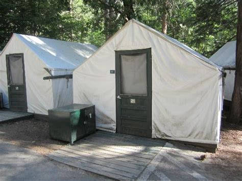 Curry Tent Cabins by Curry Tent Cabins Picture Of Half Dome