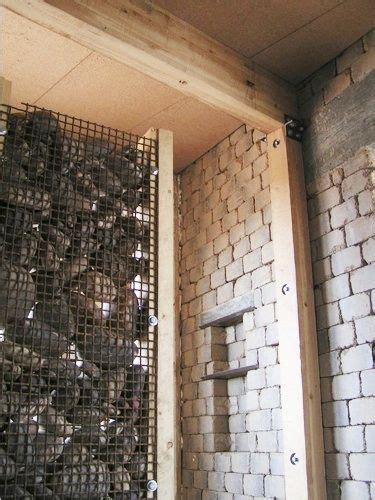 what are walls made of diy trombe wall made from river rock and wire treehugger