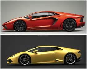 Vs Lamborghini Lamborghini Comparison Huracan Vs Aventador Autoevolution