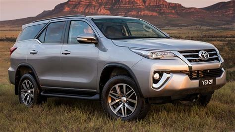 2015 Toyota Fortuner Toyota Fortuner Crusade 2016 Review Carsguide