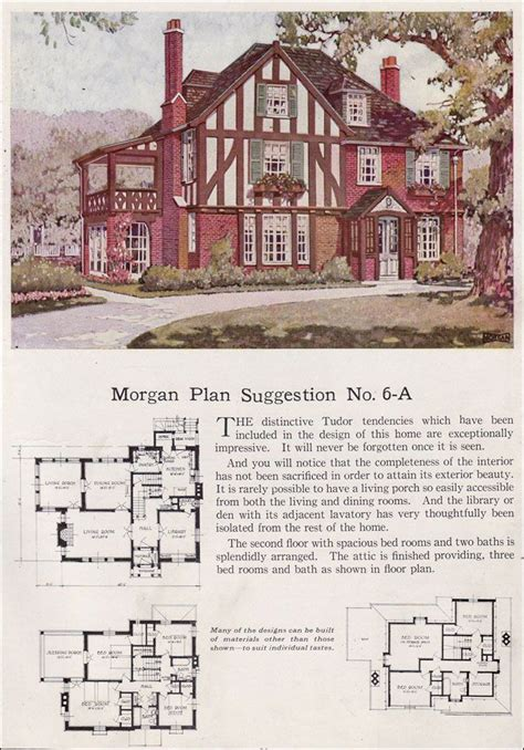 tudor house floor plans english tudor revival 1923 morgan building with