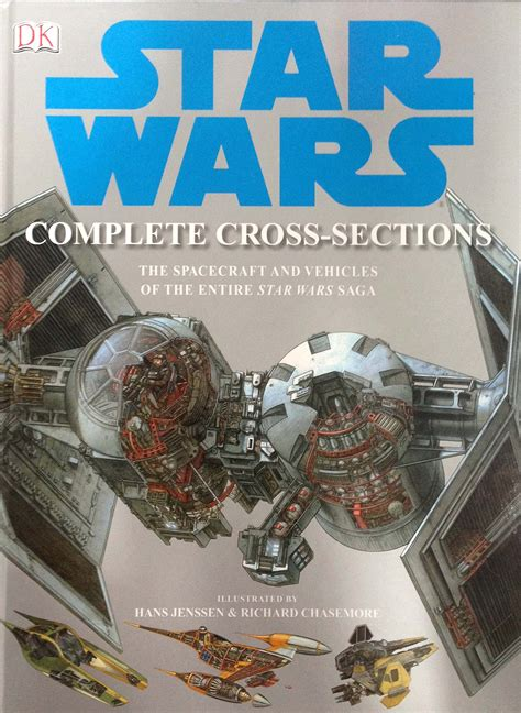 star wars complete cross sections star wars complete cross sections the spacecraft and