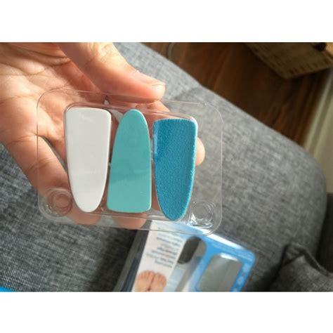 6 Nail Perhiasan Kuku Nail velvet smooth electronic nail pedicure pengasah kuku