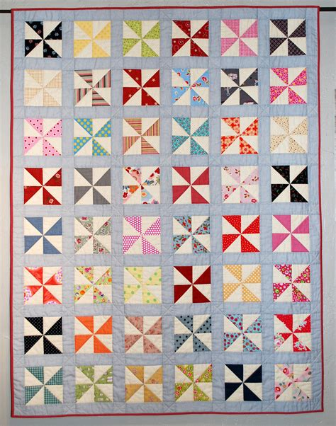 Pinwheel Quilt Pattern free quilt patterns the piper s