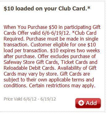 Safeway Gift Card Buy Back - reload safeway gift card dominos yuma
