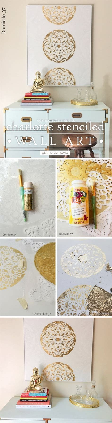 25 stunning diy wall ideas tutorials for creative