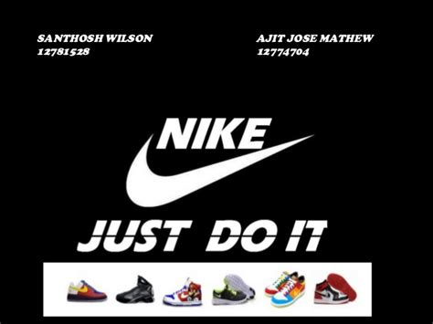 Nike Brand Audit Final Ppt Nike Powerpoint Template