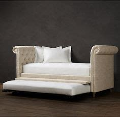restoration hardware daybed sofa 1000 ideas about twin mattress couch on pinterest