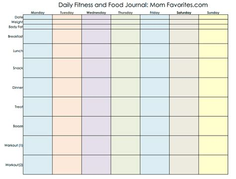 printable wine journal template the day i stepped back on the scale week 1 of losing 10