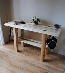 kitchen chef table custom made kitchen chef s prep table by bolderelements