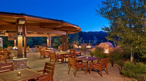 jg grill at the st regis deer valley restaurant park the st regis deer valley park city hotels park city