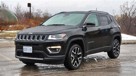 jeep compass limited 2018 jeep compass limited 4x4 test drive review