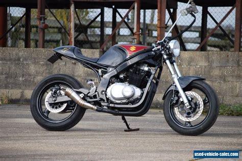 Suzuki Gs500 Cafe Racer 1994 Suzuki Gs For Sale In The United Kingdom