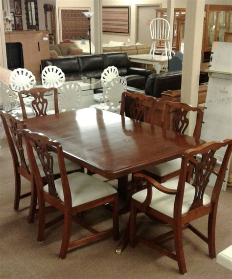 pennsylvania house dining room chairs pennsylvania house dining set delmarva furniture consignment