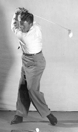 bobby jones swing width on tour the other side of the range