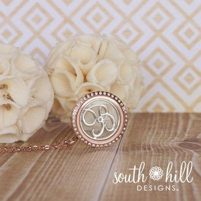 south hill design bracelet silver and rose gold mixed metals southhilldesign