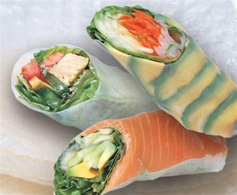 love boat sushi nutrition facts best 25 salad rolls ideas on pinterest vietnamese salad
