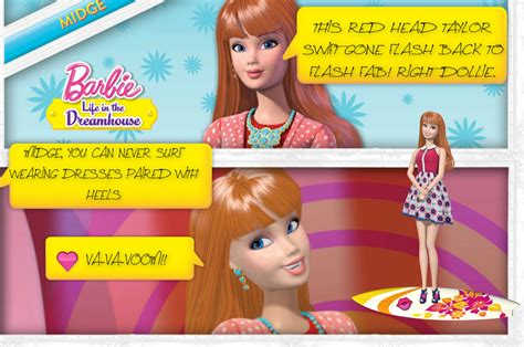 barbie dream house movie barbie life in the dreamhouse characters quotes
