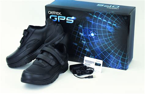 these boots are made for tracking gps technology comes to