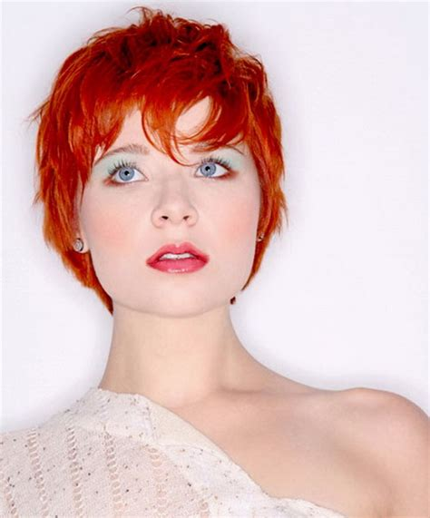 Short Hair Redhead | short haircuts for redheads