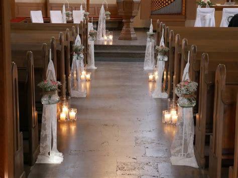 Kirchendeko Hochzeit Vintage by Deko Hochzeit Kirche Vintage Execid