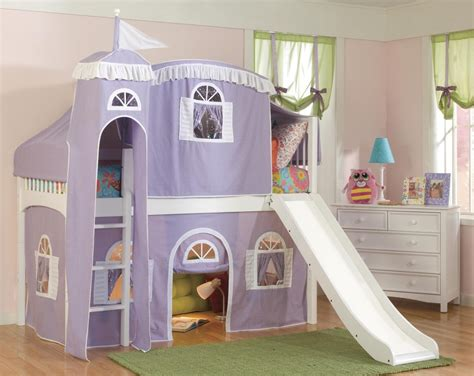 bedroom white bed sets cool bunk beds with slides cool