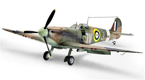 Spitfire Plastic Model Kits