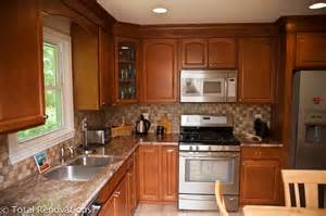 home kitchen remodeling ideas bathroom and kitchen remodeling for a bi level home