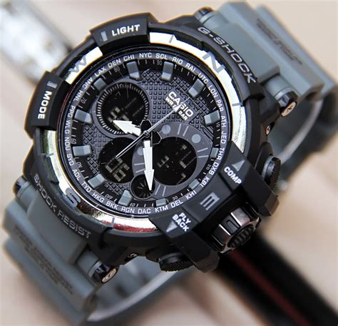 Jam Tangan Pria Reddington Bj431 Original Black Grey T1310 jual jam tangan new g shock gwa1100a harga murah