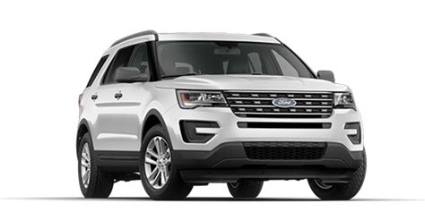 Autonation Ford East by 2016 Ford Explorer Model Features Autonation Ford East