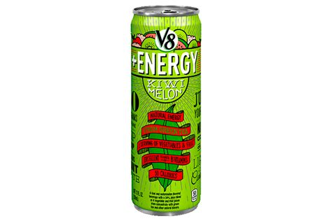 v8 energy drink new products as seen at the nacs show cs products