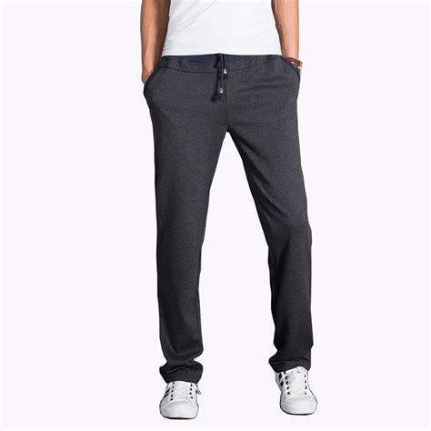 are colored pants in style for 2016 men s pants 2016 autumn new fashion sweatpants solid color