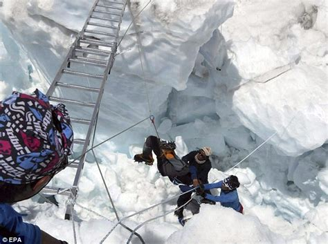 everest film how many died mount everest avalanche death toll rises in mountain s