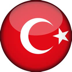 turkey flag icon country flags