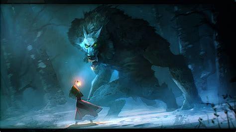 Loup Garou sombre loup garou fond d 233 cran j aime loup