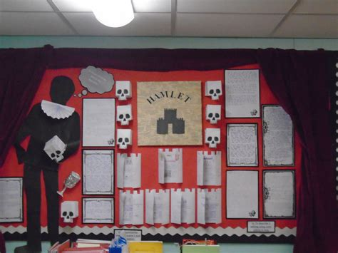 themes reflected in hamlet english ettington church of england primary school