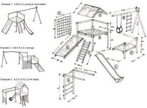 Backyard Jungle Gym Plans Jungle Gym Plans Diy Woodproject