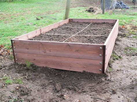 how deep should a raised garden bed be how deep should a raised garden bed be 28 images