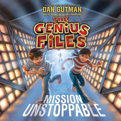 genius and discovery five historical miniatures books mission unstoppable audiobook by dan gutman for